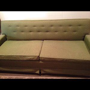 Closet sofa